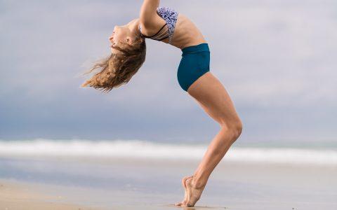 Fascia flow yoga